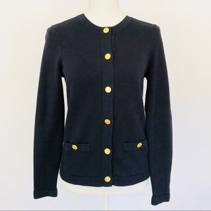 Banana Republic Navy Cardigan, Size Small